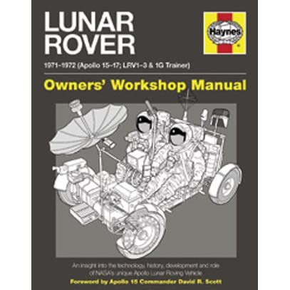 Lunar Rover Manual: 1971-1972 by Christopher Riley