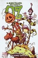 El Maravilloso Mundo de Oz (Clásicos Ilustrados: Oz #2)