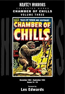 Harvey Horrors Collected Works: Chamber of Chills, Vol. 3