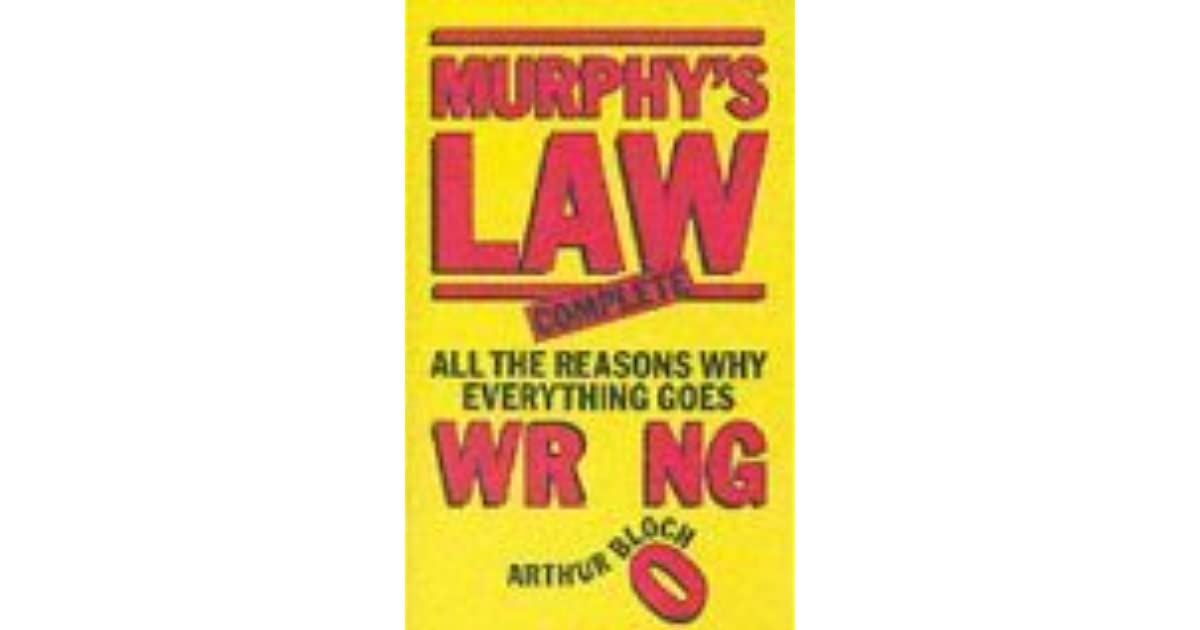 Murphys Law Book Pdf