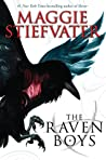 Book cover for The Raven Boys (The Raven Cycle, #1)