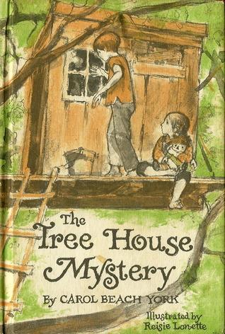 The Tree House Mystery
