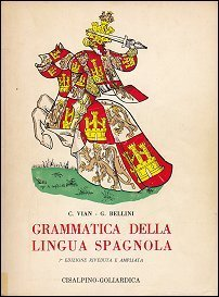 Giuseppe Bellini, Grammatica della lingua spagnola