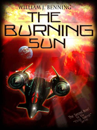 The Burning Sun (First Admiral, #2)
