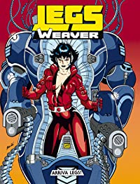 Allegato a Speciale Nathan Never n. 4: Legs Weaver - Arriva Legs!