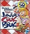 New Junior Cookbook (Better Homes & Gardens Test Kitchen)