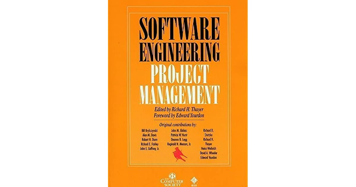 Thayer management software richard project engineering download h pdf