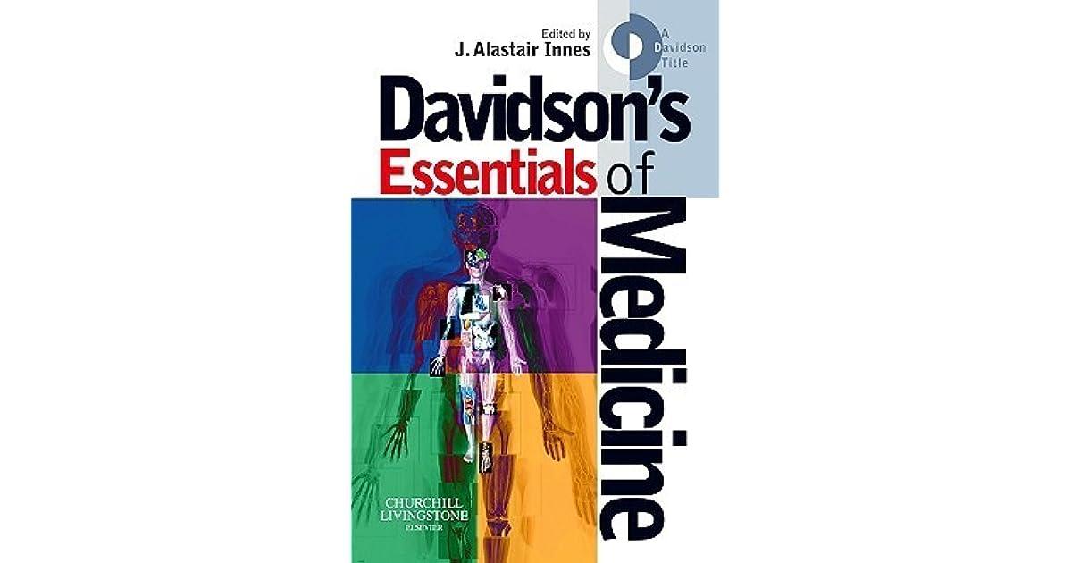 S davidson medicine book