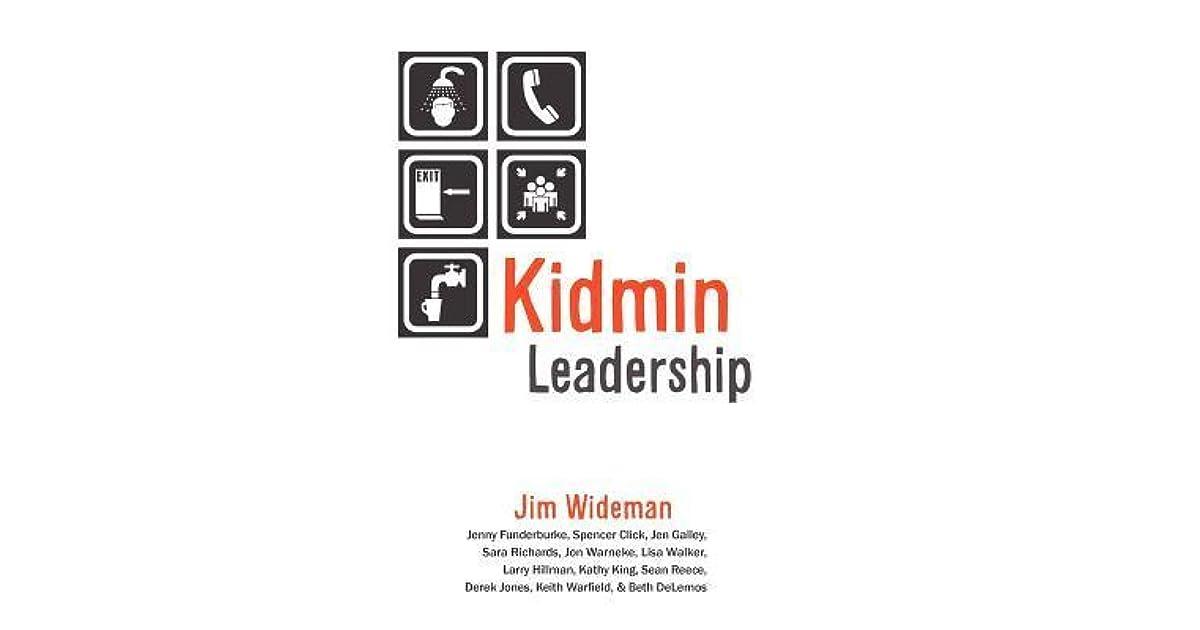Kidmin Leadership