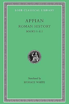 Roman History, Volume I: Books 1-8.1