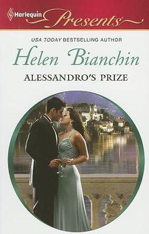 [Ebook] ➬ Alessandro's Prize ➫ Helen Bianchin – Plummovies.info