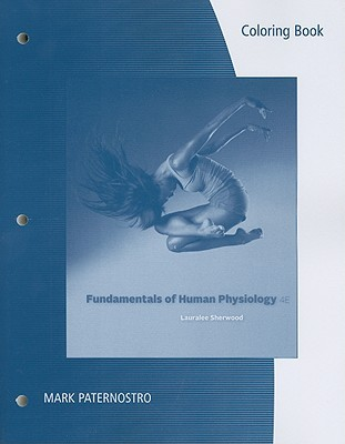 Coloring Book for Sherwood's Fundamentals of Human Physiology, 4th