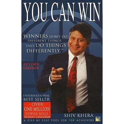 You Can Win A Step By Step Tool For Top Achievers By Shiv Khera