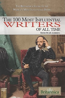the 100 most influential writers of all times