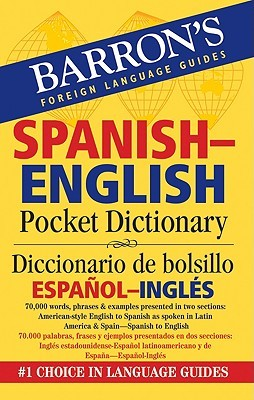 Barron's Spanish-English Pocket Dictionary/Diccionario de Bolsillo Espanol-Ingles