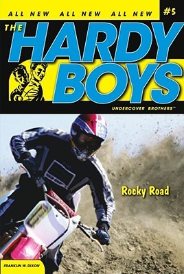 Rocky Road (Hardy Boys: Undercover Brothers, #5)