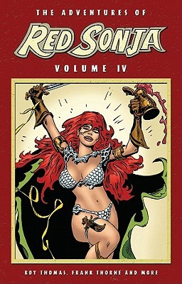 The Adventures of Red Sonja, Volume IV