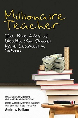 Cover of Millionaire Teacher – by Andrew Hallam