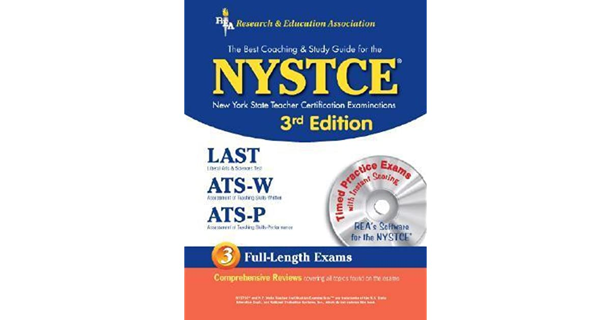 Nystce New York State Teacher Certification Exams Preceding Book