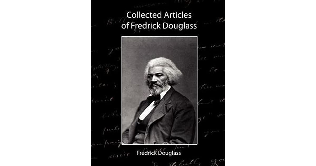 frederick douglass response A teacher's guide to the signet classic edition of frederick douglass's a narrative of the life of frederick douglass an american slave.