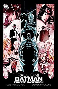 Batman: Private Casebook