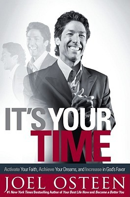 It's Your Time: Finding Favor, Restoration, and Abundance in