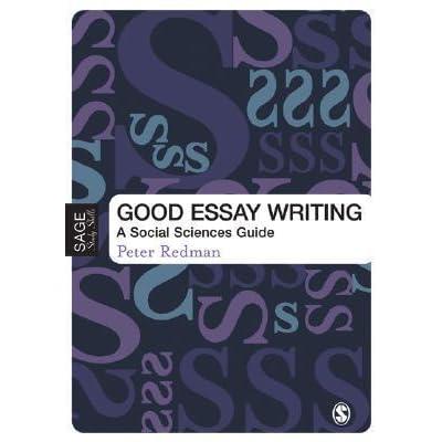 good essay writing social sciences