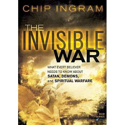 the invisible war study guide what every believer needs to know rh goodreads com Chip Ingram Bible Studies Book the Invisible War