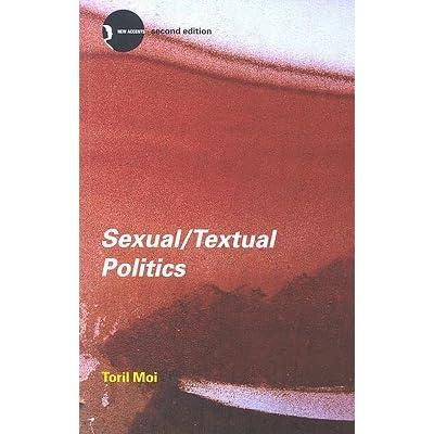 sexual politics kate millett pdf