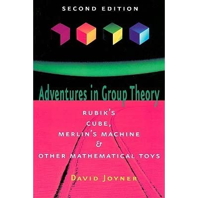 ADVENTURES IN GROUP THEORY EPUB