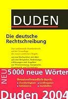Der Duden in 12 Bänden, Band 1: Die deutsche Rechtschreibung