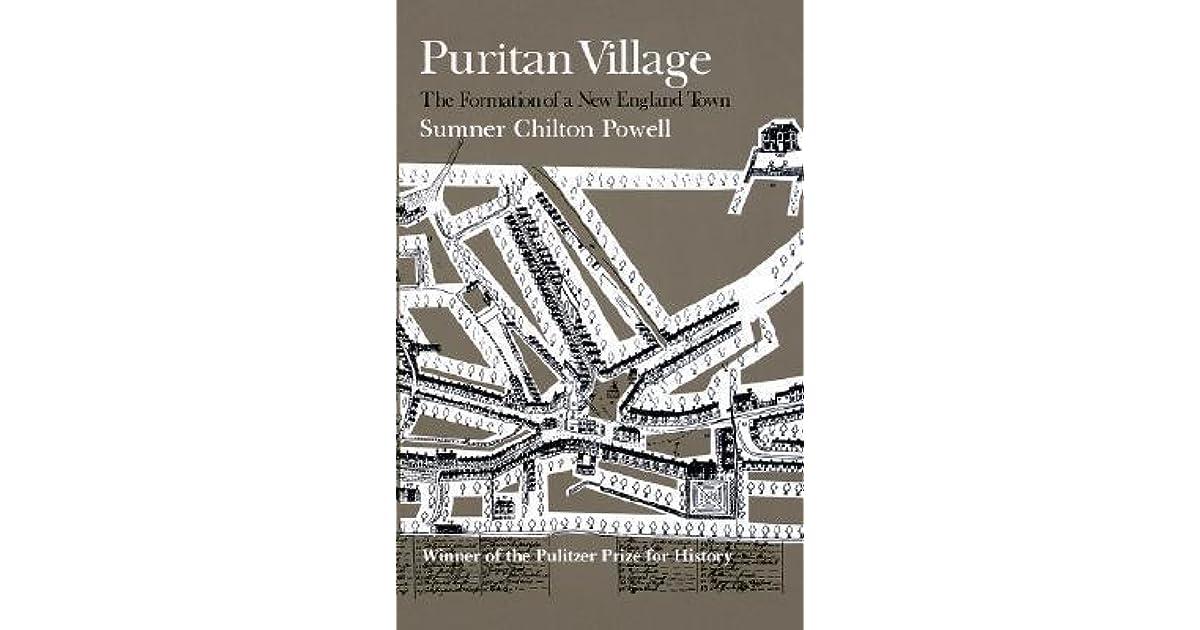 puritan village powell sumner chilton