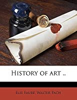 History of Art ..