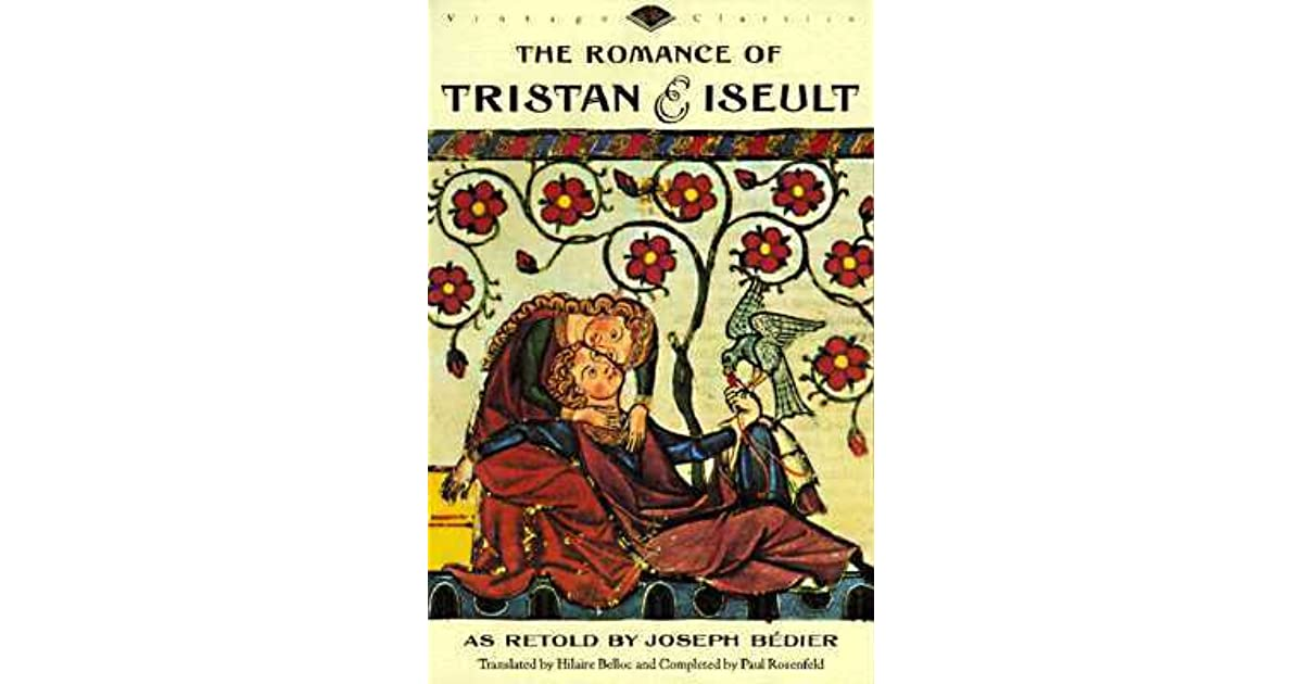 joseph bedier tristan and iseult