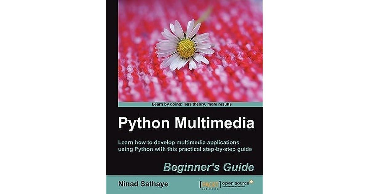 python multimedia sathaye ninad