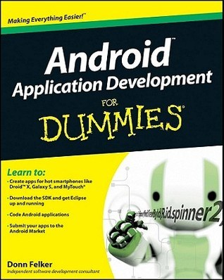 Android Application Development For Dummies  2nd Edition