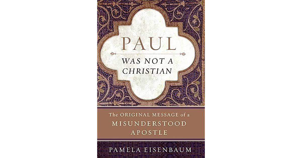 Image result for paul was not a christian