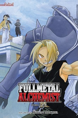 Fullmetal Alchemist (3-in-1 Edition), Vol. 3