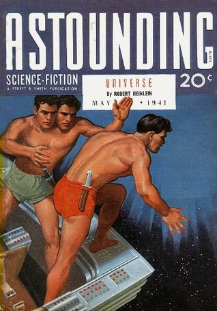 Astounding Science Fiction, May 1941