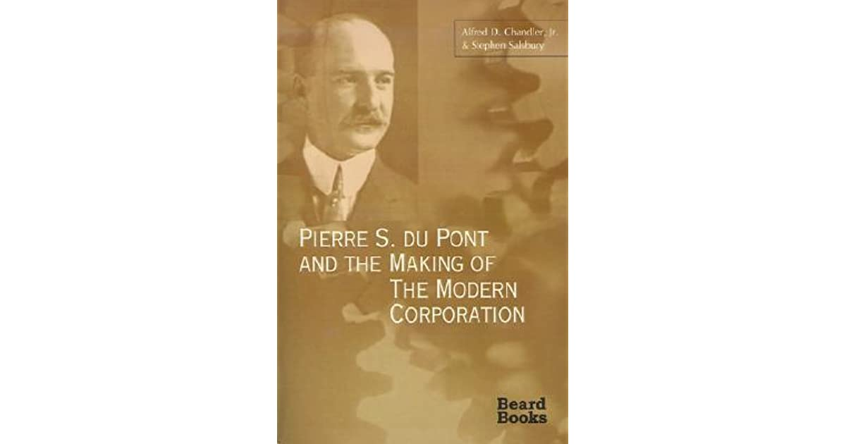 the business career of pierre s dupont an american entrepreneur and philanthropist Beginning his career with the penn-sylvania railroad carnegie worked  pierre s dupont (1870-1954) president of dupont from 1915-1919 in 1902 pierre s, along with his brothers alfred and thomas coleman, purchased e i dupont de nemours from their elder  most glorious achievement in this country's automotive history, that car would.