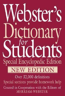 Webster's Dictionary for Students, Special Encyclopedic Edition