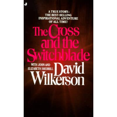 The Cross And The Switchblade Book