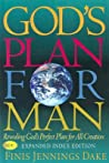 God's Plan for Man: Contained in Fifty-Two Lessons, One for Each Week of the Year