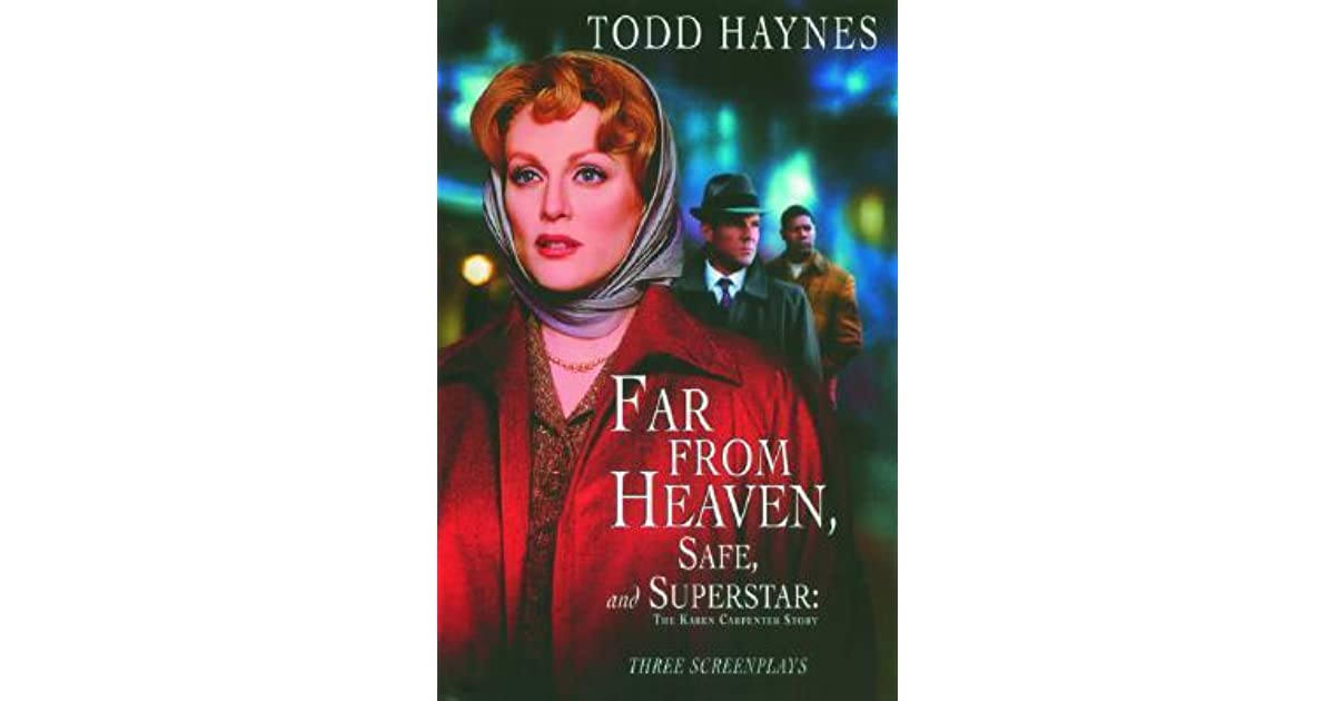 an analysis of todd haynes far from heaven
