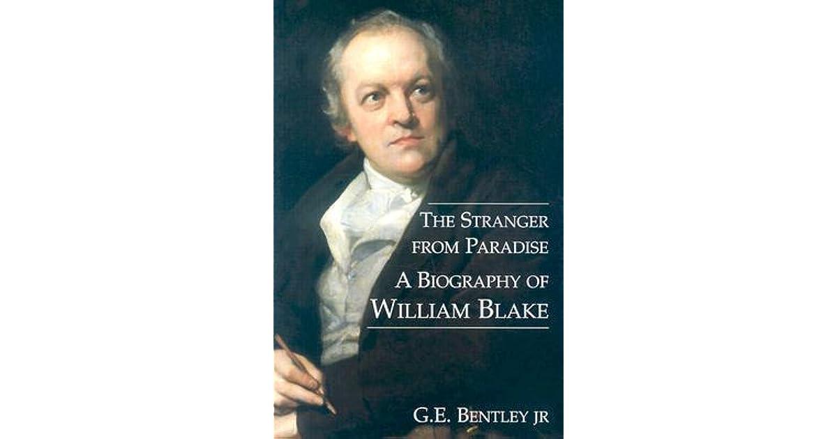 william blake biography