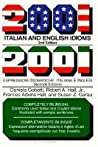 2001 Italian and English Idioms 2001 Italian and English Idioms