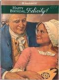 Happy Birthday, Felicity! A Springtime Story