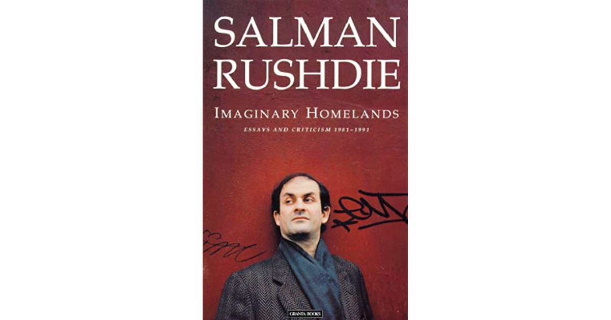 essays by rushdie