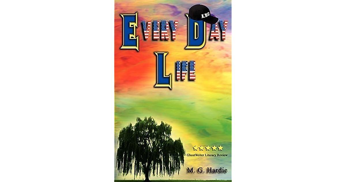 Ebook Everyday Life By Mg Hardie
