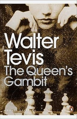 Audiobook of The Queen's Gambit by Walter Tevis